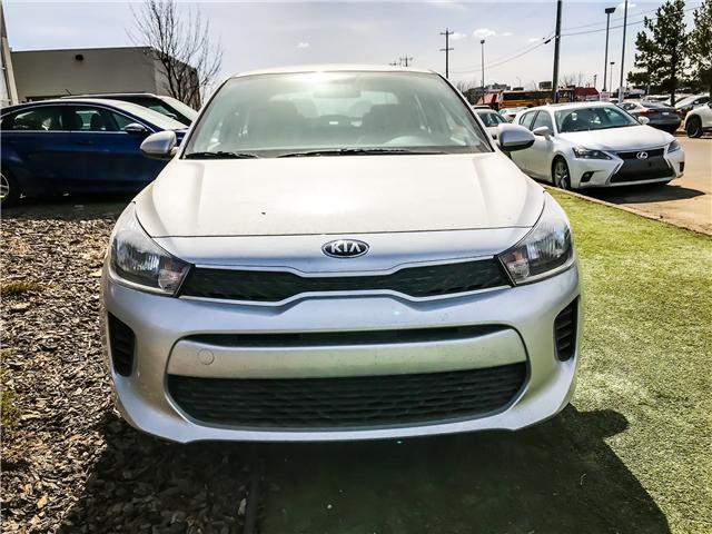 2019 Kia Rio LX+ (Stk: 21618) in Edmonton - Image 2 of 13