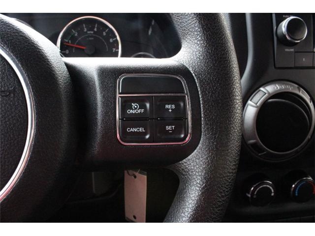 2015 Jeep Wrangler Sport (Stk: L870874A) in Courtenay - Image 10 of 25