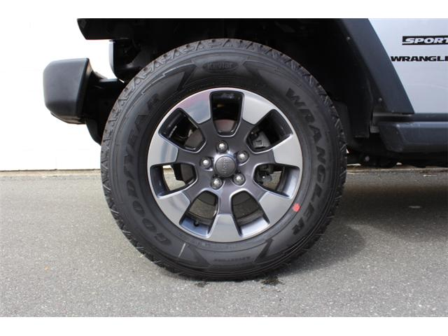 2015 Jeep Wrangler Sport (Stk: L870874A) in Courtenay - Image 16 of 25