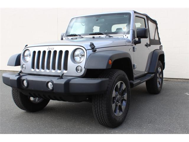 2015 Jeep Wrangler Sport (Stk: L870874A) in Courtenay - Image 2 of 25