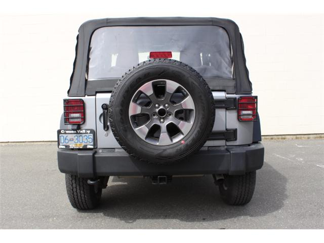 2015 Jeep Wrangler Sport (Stk: L870874A) in Courtenay - Image 22 of 25