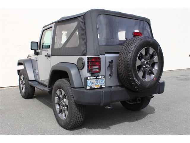 2015 Jeep Wrangler Sport (Stk: L870874A) in Courtenay - Image 3 of 25
