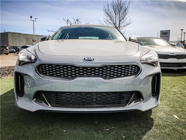 2019 Kia Stinger GT-Line (Stk: 21626) in Edmonton - Image 2 of 8