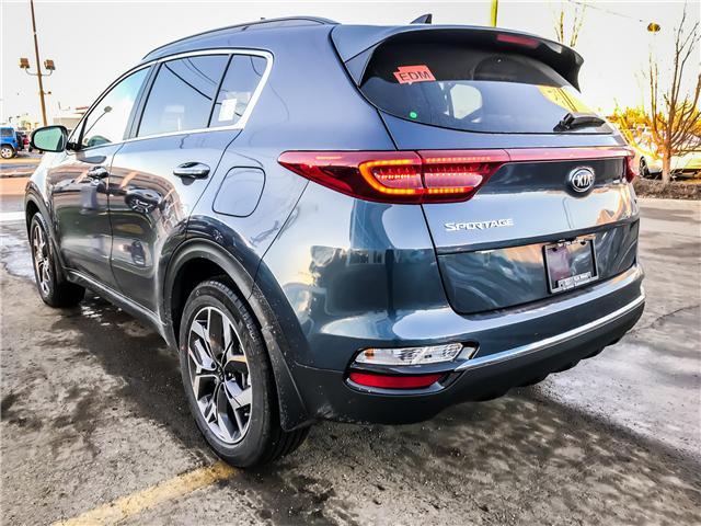 2020 Kia Sportage EX Premium (Stk: 21661) in Edmonton - Image 4 of 24