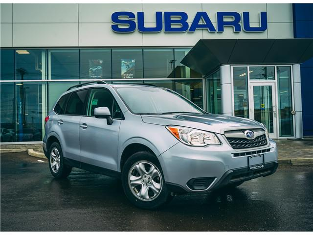 2016 Subaru Forester 2.5i (Stk: 14748AS) in Thunder Bay - Image 1 of 8