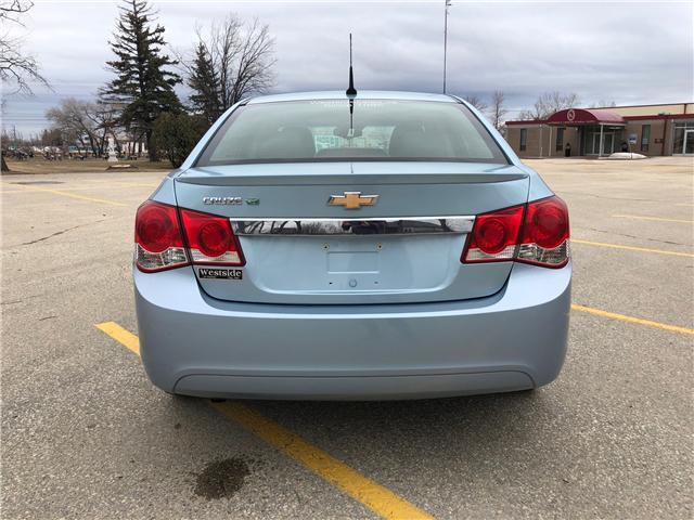 2012 Chevrolet Cruze ECO (Stk: ) in Winnipeg - Image 7 of 22