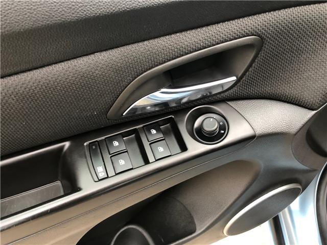 2012 Chevrolet Cruze ECO (Stk: ) in Winnipeg - Image 16 of 22