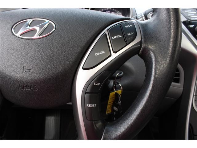 2013 Hyundai Elantra GLS (Stk: R318430B) in Courtenay - Image 12 of 25