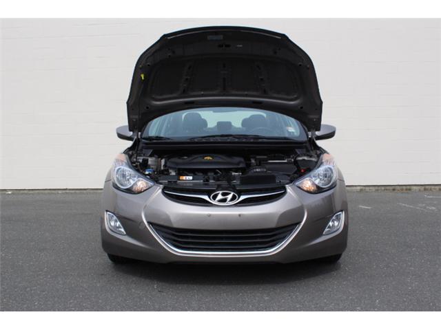 2013 Hyundai Elantra GLS (Stk: R318430B) in Courtenay - Image 24 of 25