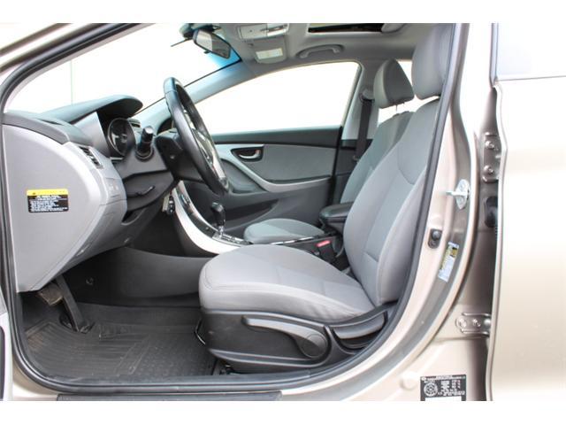 2013 Hyundai Elantra GLS (Stk: R318430B) in Courtenay - Image 5 of 25