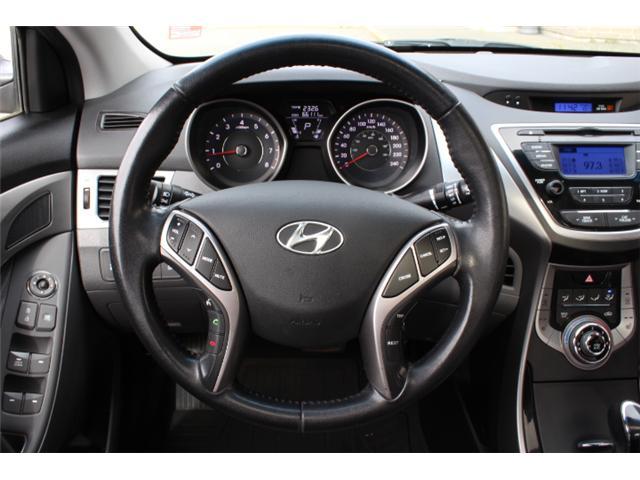 2013 Hyundai Elantra GLS (Stk: R318430B) in Courtenay - Image 8 of 25