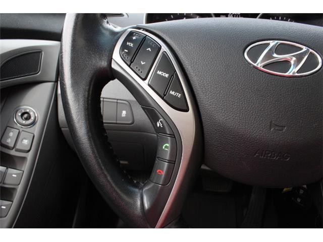 2013 Hyundai Elantra GLS (Stk: R318430B) in Courtenay - Image 9 of 25
