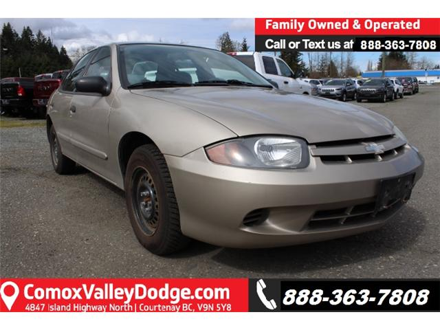 2005 Chevrolet Cavalier VLX (Stk: S597507A) in Courtenay - Image 1 of 4