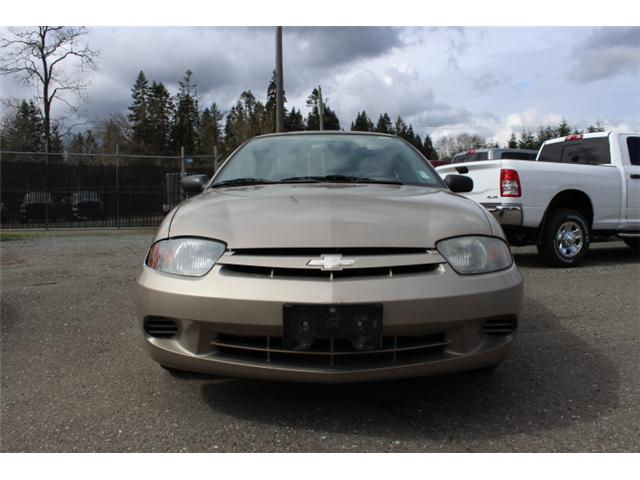 2005 Chevrolet Cavalier VLX (Stk: S597507A) in Courtenay - Image 2 of 4