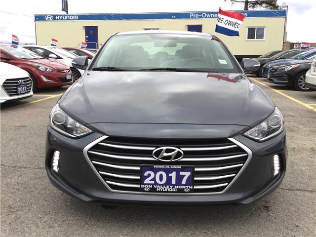 2017 Hyundai Elantra GLS (Stk: 7621H) in Markham - Image 2 of 19