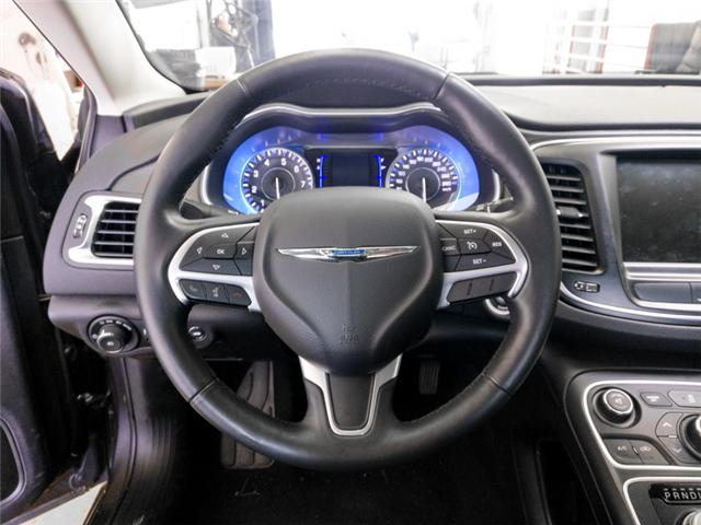 2016 Chrysler 200 Limited (Stk: 9-6072-0) in Burnaby - Image 5 of 23