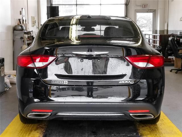2016 Chrysler 200 C (Stk: 9-6068-0) in Burnaby - Image 13 of 23