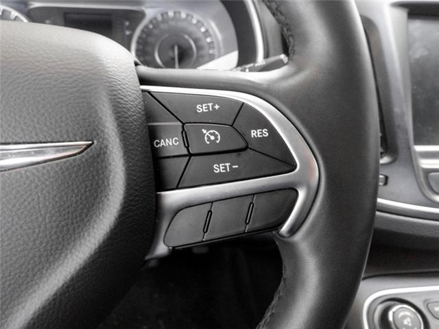 2016 Chrysler 200 Limited (Stk: 9-6072-0) in Burnaby - Image 20 of 23