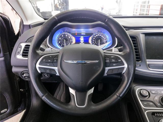 2016 Chrysler 200 C (Stk: 9-6068-0) in Burnaby - Image 5 of 23