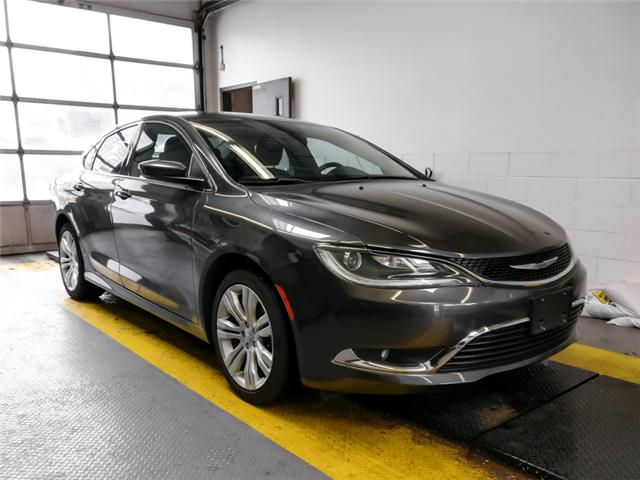 2016 Chrysler 200 Limited (Stk: 9-6072-0) in Burnaby - Image 2 of 23