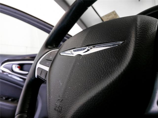 2016 Chrysler 200 C (Stk: 9-6068-0) in Burnaby - Image 21 of 23