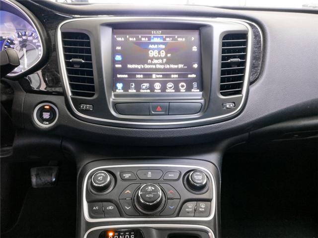 2016 Chrysler 200 C (Stk: 9-6068-0) in Burnaby - Image 8 of 23