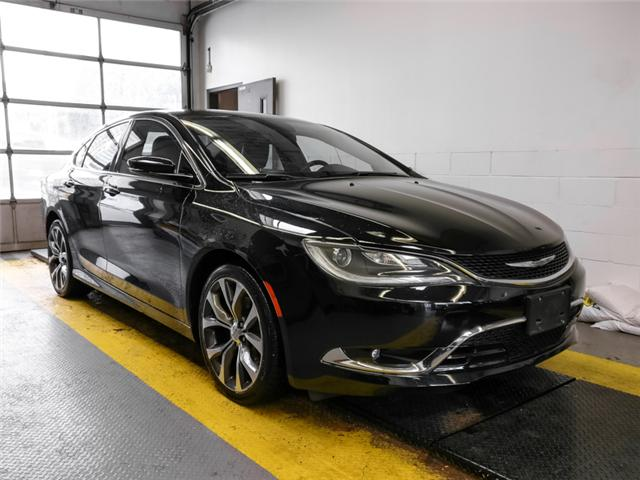 2016 Chrysler 200 C (Stk: 9-6068-0) in Burnaby - Image 2 of 23
