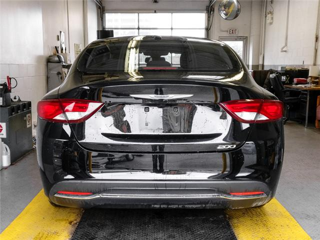 2016 Chrysler 200 Limited (Stk: 9-6071-0) in Burnaby - Image 13 of 23