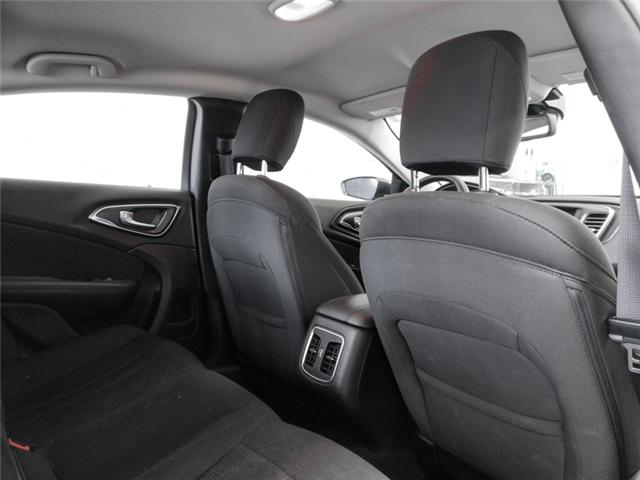 2016 Chrysler 200 Limited (Stk: 9-6072-0) in Burnaby - Image 18 of 23