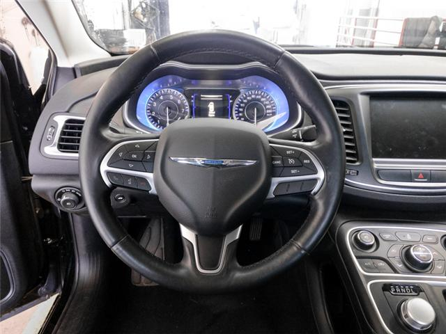 2016 Chrysler 200 Limited (Stk: 9-6071-0) in Burnaby - Image 5 of 23
