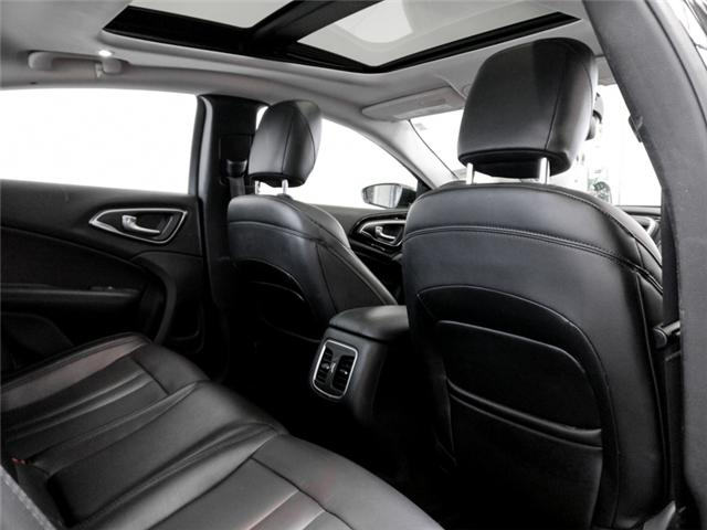 2016 Chrysler 200 C (Stk: 9-6068-0) in Burnaby - Image 18 of 23