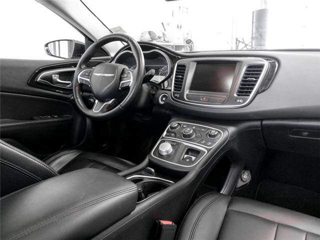 2016 Chrysler 200 C (Stk: 9-6068-0) in Burnaby - Image 4 of 23