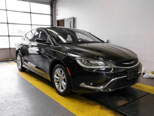 2016 Chrysler 200 Limited (Stk: 9-6071-0) in Burnaby - Image 2 of 23