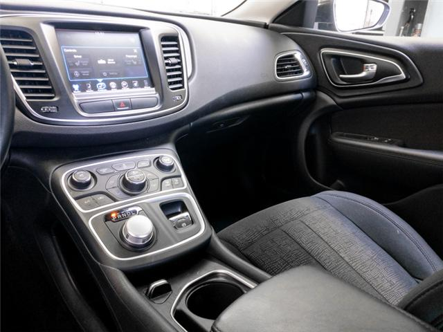2016 Chrysler 200 Limited (Stk: 9-6071-0) in Burnaby - Image 9 of 23