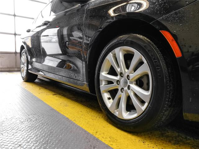 2016 Chrysler 200 Limited (Stk: 9-6071-0) in Burnaby - Image 15 of 23