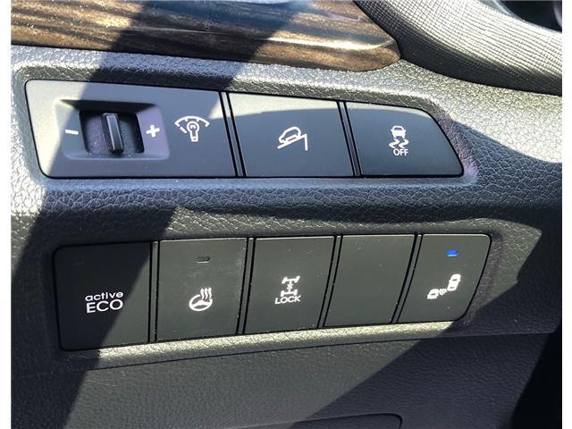 2014 Hyundai Santa Fe Sport 2.0T Limited (Stk: P0916) in Edmonton - Image 18 of 19