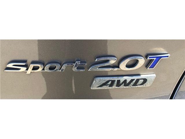 2014 Hyundai Santa Fe Sport 2.0T Limited (Stk: P0916) in Edmonton - Image 7 of 19