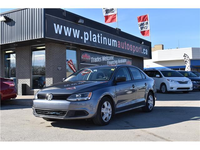 2012 Volkswagen Jetta 2.0L Trendline (Stk: P35791) in Saskatoon - Image 1 of 21