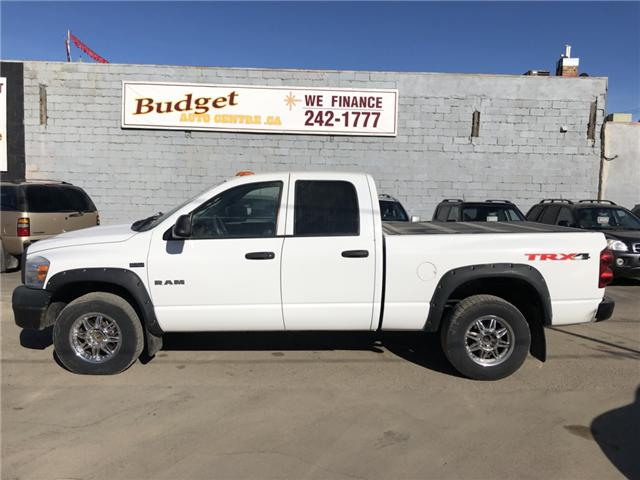 2008 Dodge Ram 1500 ST/SXT (Stk: BP569) in Saskatoon - Image 1 of 16