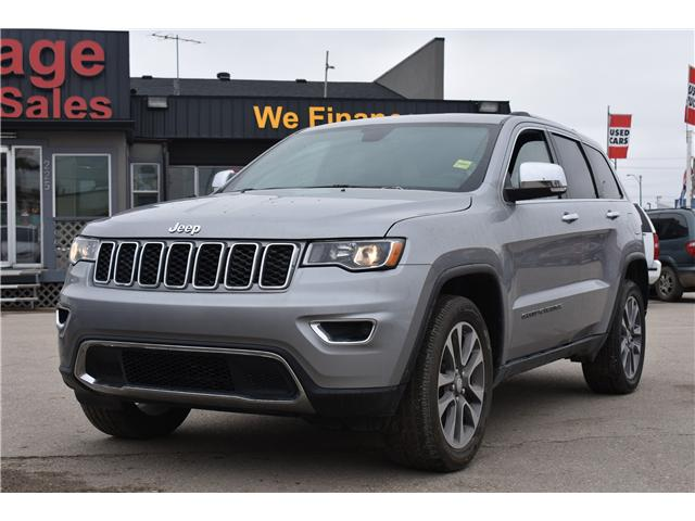 2018 Jeep Grand Cherokee Limited (Stk: P36177) in Saskatoon - Image 1 of 26