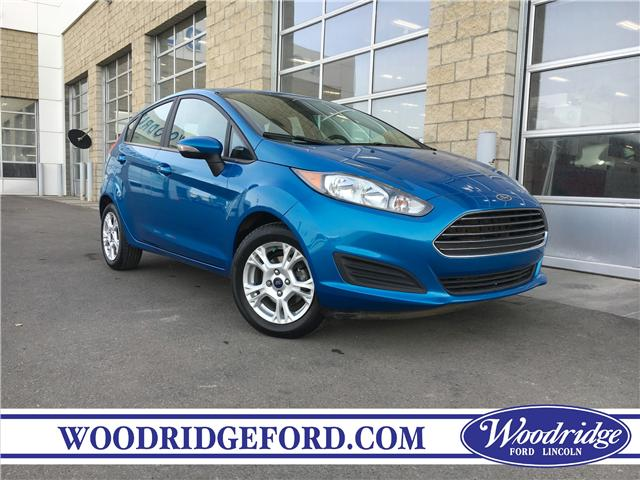 2016 Ford Fiesta SE (Stk: J-1891A) in Calgary - Image 2 of 18