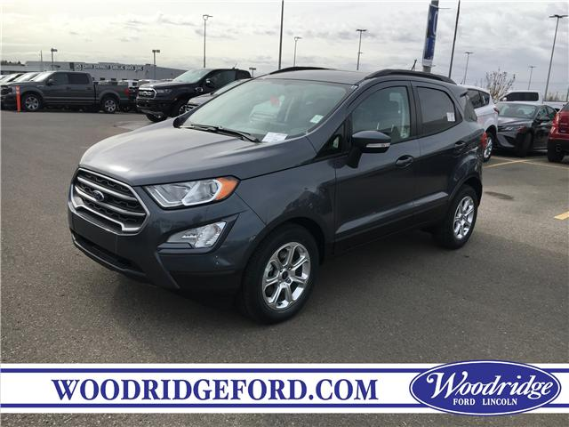 2018 Ford EcoSport SE (Stk: J-2831) in Calgary - Image 1 of 5
