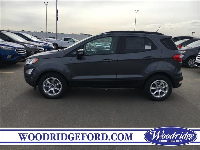 2018 Ford EcoSport SE (Stk: J-2831) in Calgary - Image 2 of 5