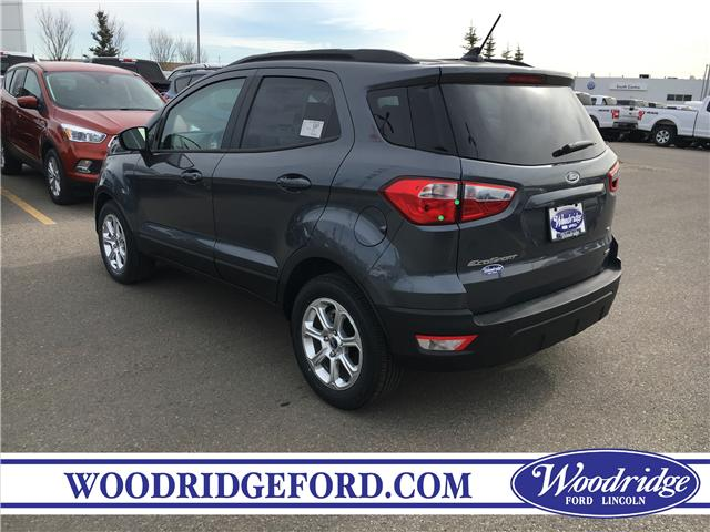 2018 Ford EcoSport SE (Stk: J-2831) in Calgary - Image 3 of 5