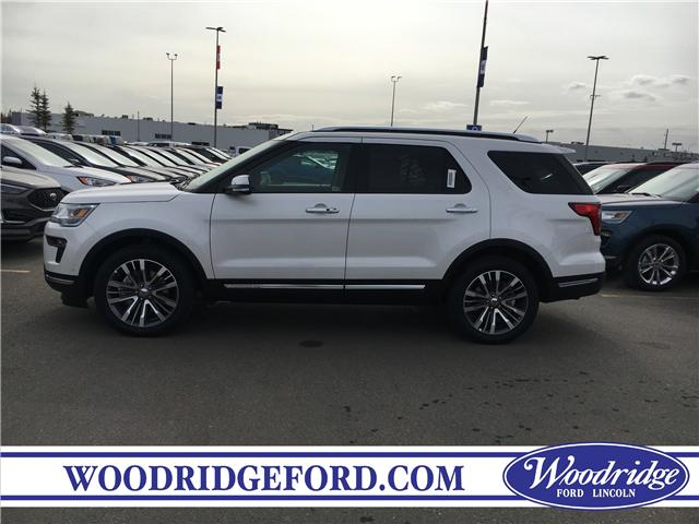 2019 Ford Explorer Platinum (Stk: K-327) in Calgary - Image 2 of 6
