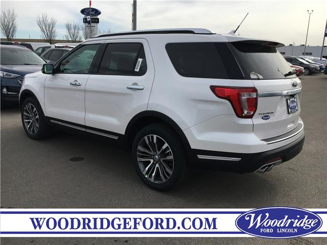 2019 Ford Explorer Platinum (Stk: K-327) in Calgary - Image 3 of 6