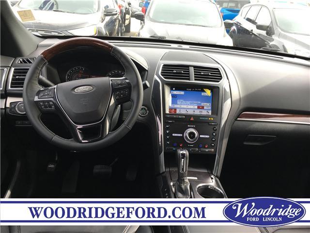 2019 Ford Explorer Platinum (Stk: K-334) in Calgary - Image 4 of 5
