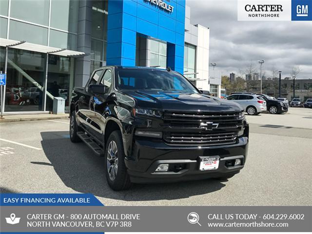 2019 Chevrolet Silverado 1500 RST (Stk: 9L10930) in North Vancouver - Image 1 of 13