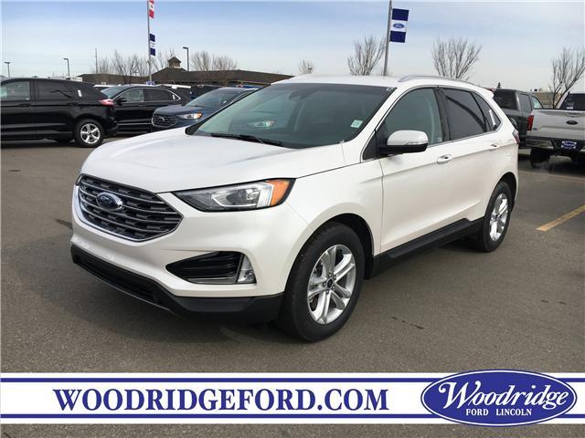 2019 Ford Edge SEL (Stk: K-1077) in Calgary - Image 1 of 5