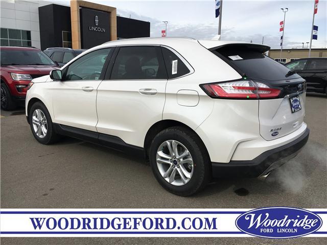 2019 Ford Edge SEL (Stk: K-1077) in Calgary - Image 3 of 5